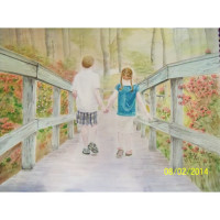 Sue Selvey Drawing or Painting Commission