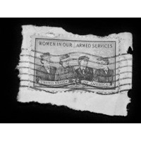 Stamp of Women at War