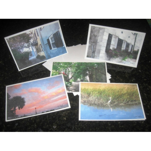 CHS Art Card Set