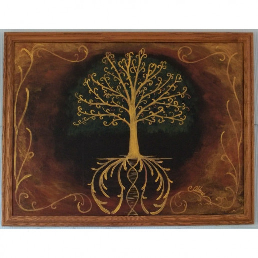 The Tree of Life - Root of All Things Living