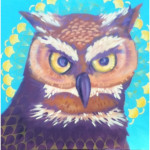 Street Art Owl Commissions