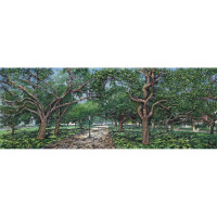 White Point Gardens (Giclee)