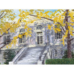 Charleston Historic Library Society (Giclee)
