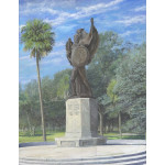 Confederate Memorial To The Defenders of Charleston (Giclee)