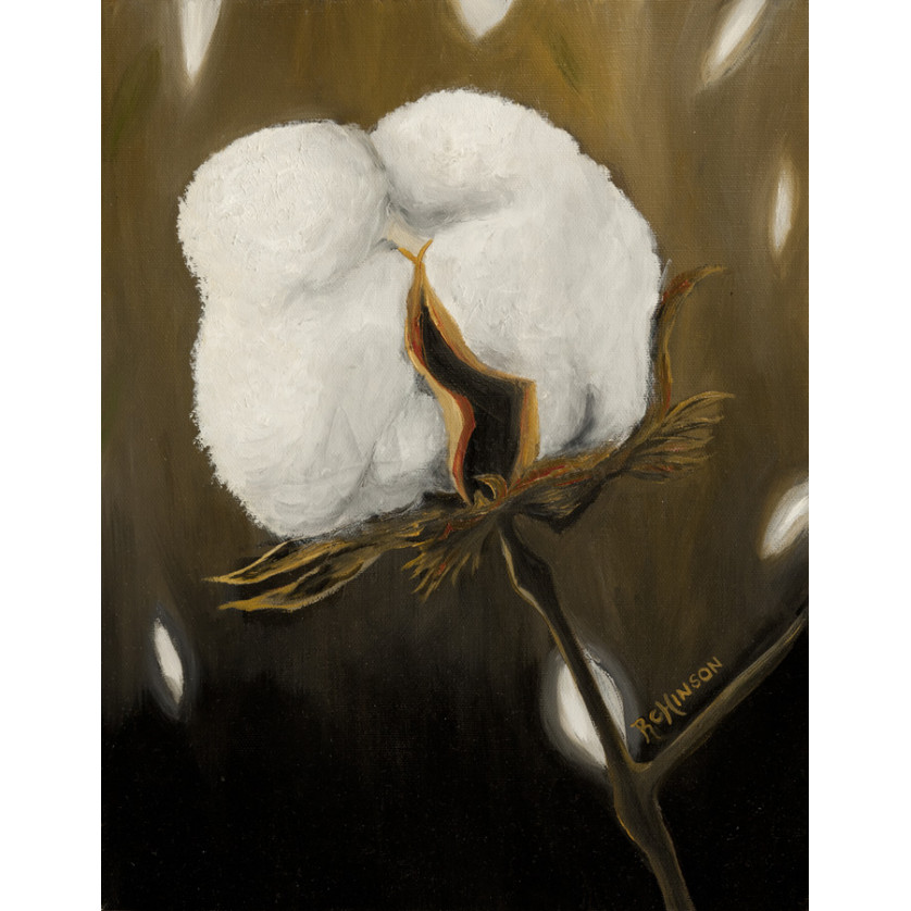 king cotton notecards rebecca hinson artwork listings charleston art shop. Black Bedroom Furniture Sets. Home Design Ideas