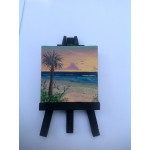 """Edisto Sunrise"" Original Miniature"
