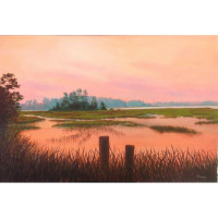 """September Morning Roost"" Giclee"