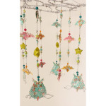 Whimsical Origami Baby Mobile with Owls and Stars