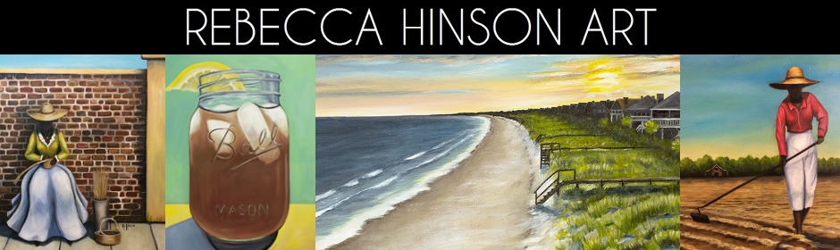 2 - Rebecca Hinson Art Watercolor Illustration Commission
